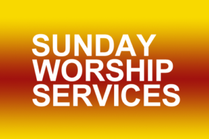 Sunday Worship Service @ Wilmington | North Carolina | United States